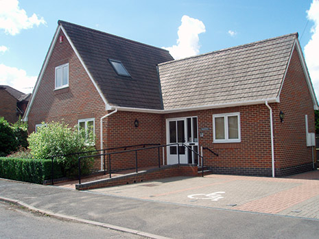 Image of wheelchair accessible property