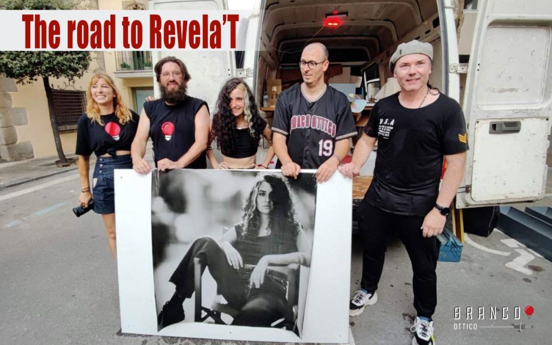 The road to Revela'T festival