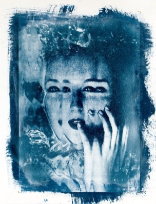 Cianotipo - Cyanotype Day 2015 - Branco Ottico