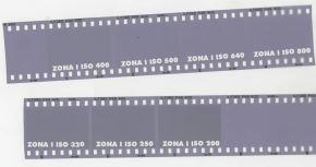 ILFORD PAN 400 Le densità riscontrate mostrano il limite alle possibilità di tiraggio