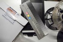 test pellicola branco ottico