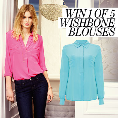 34386518297b51 Win a Wishbone blouse! - BrandAlley Blog
