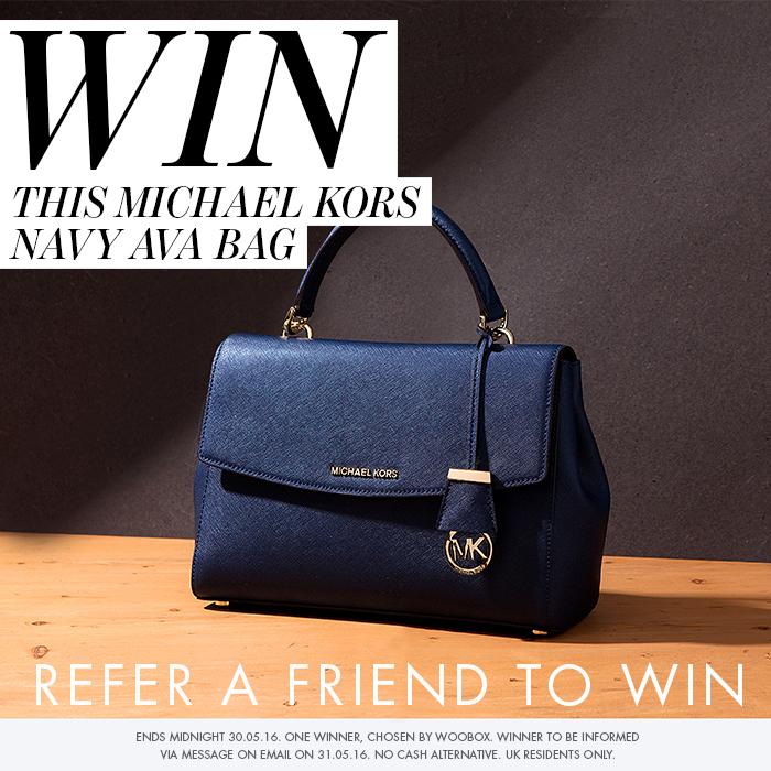 6cf92cdb5f03 Refer a Friend(s) to WIN a Michael Kors Handbag - BrandAlley ...