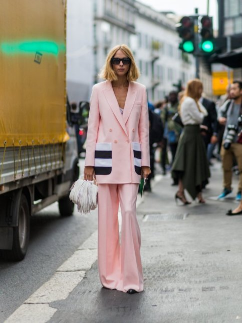 Pink Tailoring