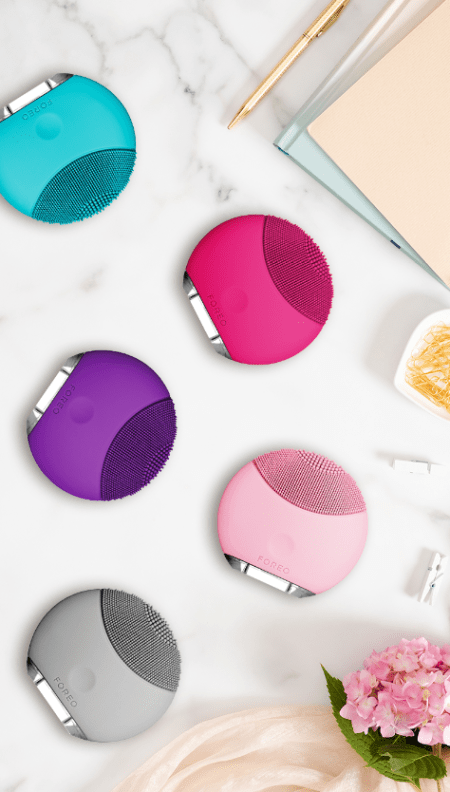 FOREO Luna Mini in several colours