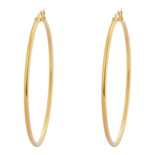 CHLOE COLLECTION BY LIV OLIVER gold hoop earrings party outfit ideas