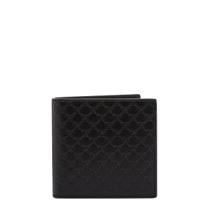 GUCCI Men's Gucci Micro Guccissima Wallet men's accessories