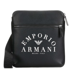Men's Black Emporio Armani Crossbody Bag
