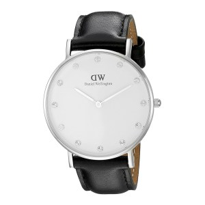 Daniel Wellington Black / White Classy Sheffield Watch 34mm