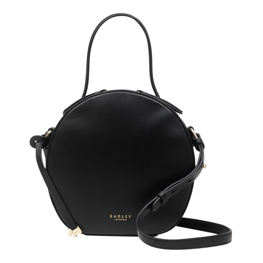 RADLEY Black Papermill Road Shoulder Bag