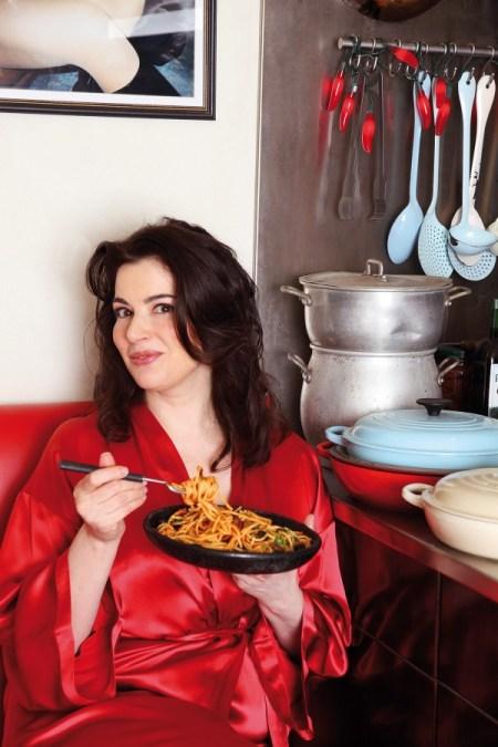 Slut's spaghetti Nigella Lawson