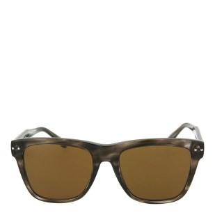 Bottega Veneta Blonde Tortoiseshell Elegance Sunglasses