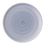 VILLEROY & BOCH Blue Set of 6 Artesano Nature Bleu Dinner Plates 27.27cm