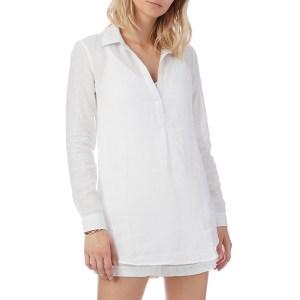 N°· ELEVEN White Linen Shirt