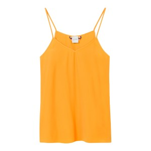 PAUL SMITH Orange A Line Vest Top