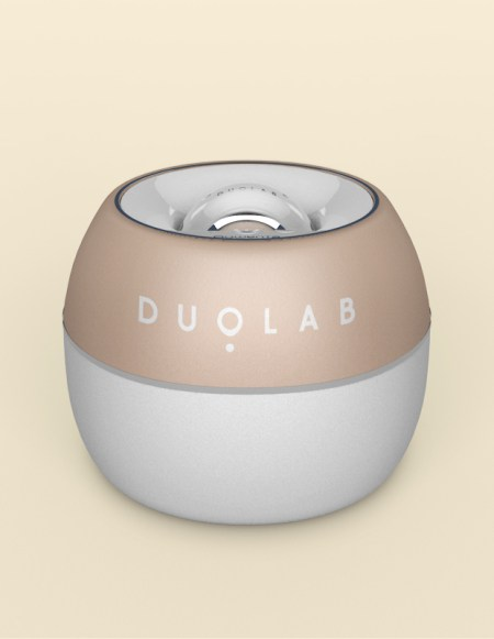 DUOLAB skincare device and applicator