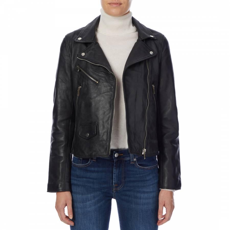 Black Friday Coat, Bolongaro Trevor Leather Jacket