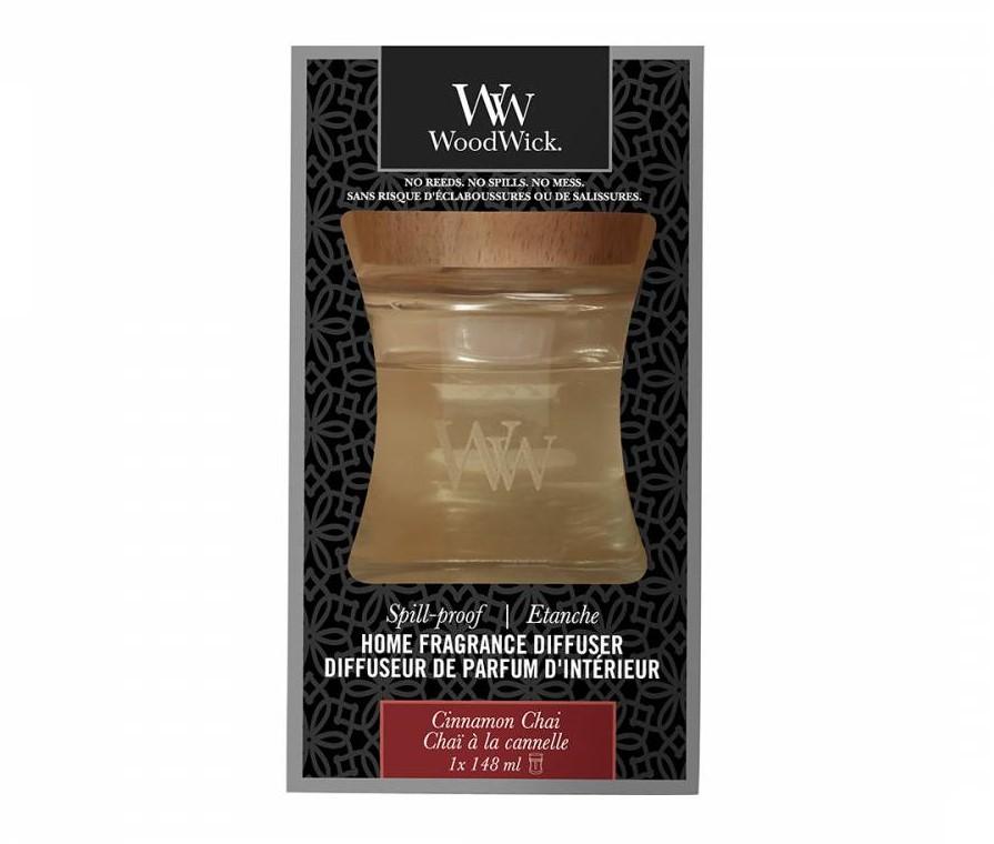 beauty essentials WoodWick Spill-Proof Diffuser Cinnamon Chai