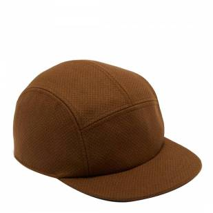 knitted sweatpants Ted Baker Camel Panelled Baseball Cap - £17