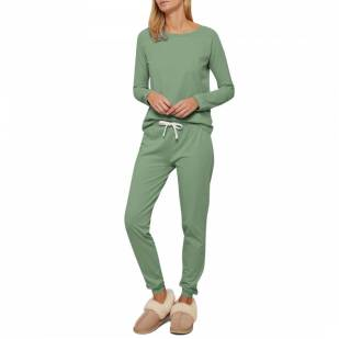 coloured clothing loungewear set