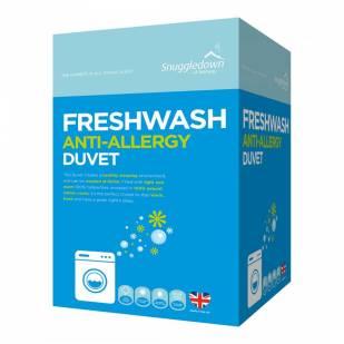 Freshwash Double 4.5 Tog Duvet -£25