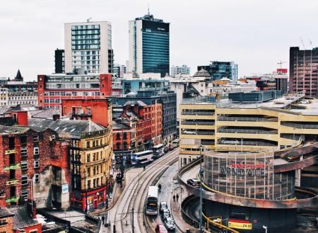 uk city getaway