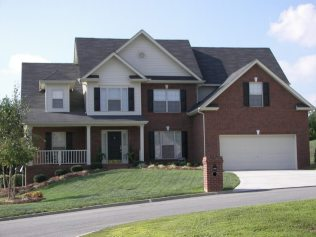New home in Powell Tn by Brandau Construction