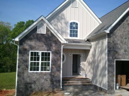 Custom Home in Knox Tn