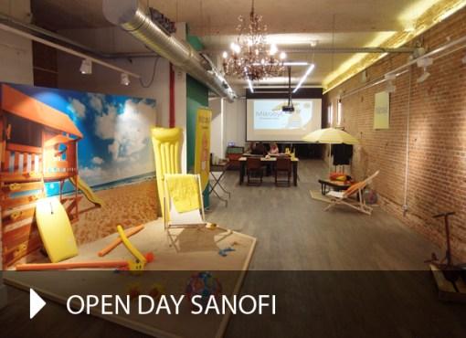 Open Day Sanofi