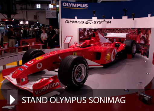 Stand Olympus Sonimag