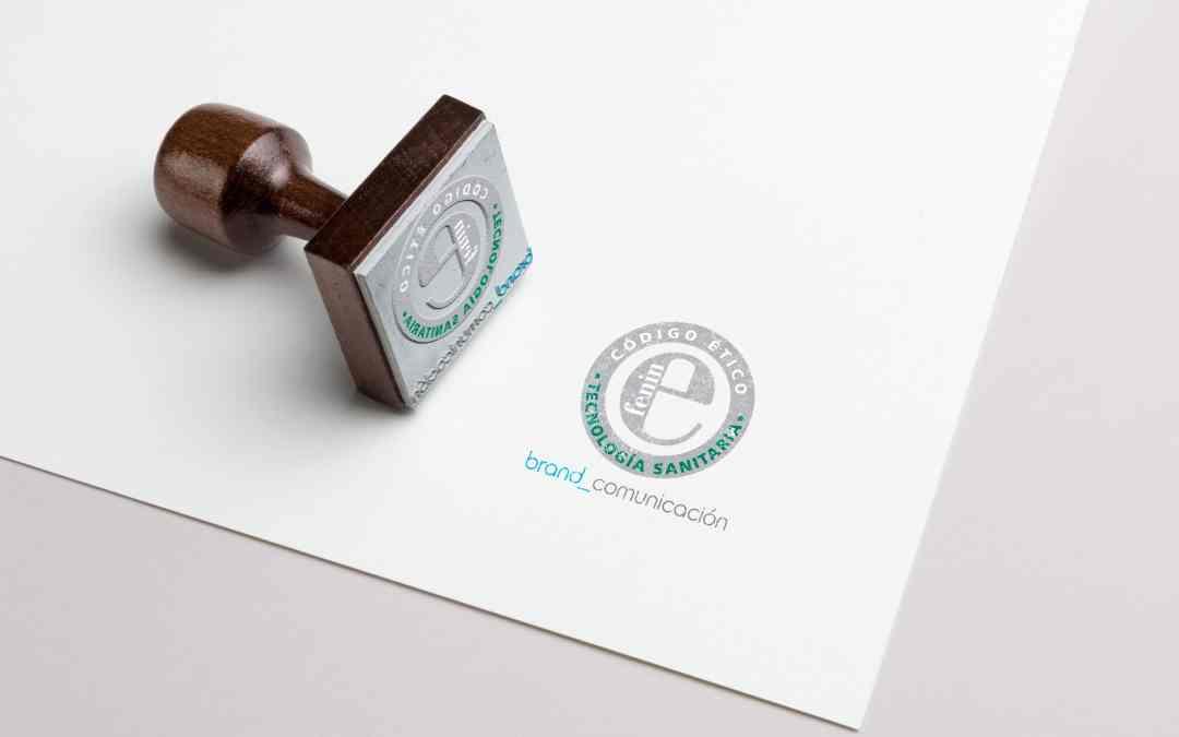 Brand Comunicación obtiene el sello del Código Ético del sector de Tecnología Sanitaria que concede FENIN