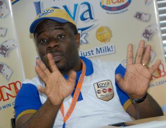 General Manager (marketing), Promasidor Nigeria Limited, Mr. Kachi Onubogu