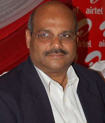 Deepak Srivastava, Chief Operating Officer and Executive Director of Airtel Nigeria