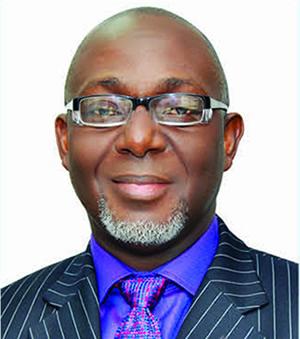 Mr. George Noah, Managing Director, LASAA