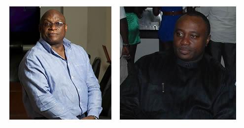 Left:Jimi Awosika, MD/CEO, Insight Communications & Right: Erhabor Emokpae, Executive Vice Chairman, Lowe Lintas