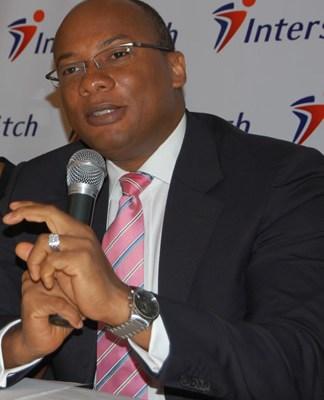 Mitchell Elegbe, MD/CEO Interswitch