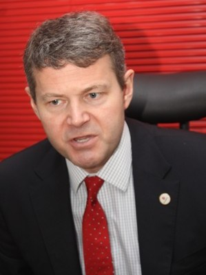 Carl-Olav Scheible, Executive Vice President, Europe, Africa and Emerging Channels, MoneyGram