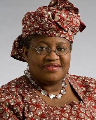 Minister for the Economy and Finance, Hon. Ngozi Okonjo-Iweala