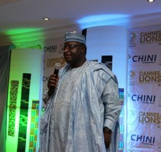 Alhaji Garba Bello-Kankarofi, Registrar/CEO, APCON