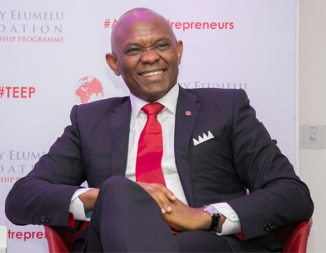 Tony Elumelu _ Order of Merit