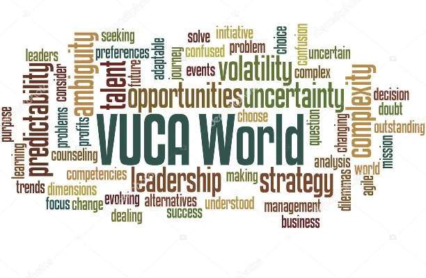 VUCA World concept
