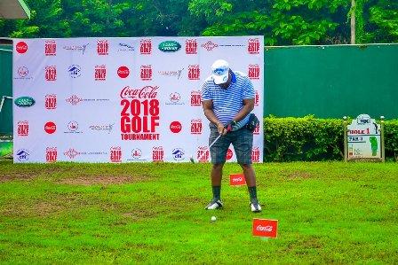 Coca-Cola golf