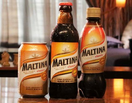 Maltina Malta gold ad business
