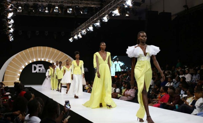 Design Fashion Africa Showcases African Fashion At 2019 Maiden Edition