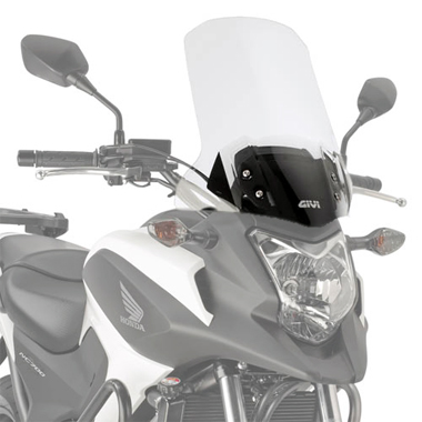 Givi D1111st Motorcycle Screen Honda Nc750x Dct 14 To 15 Clear