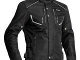 Jofama Neptune Textile Motorcycle Jacket Black