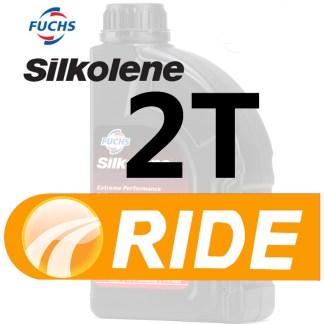 Silkolene 2 Stroke Ride Motorcycle Oil