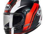 Arai Chaser X Motorcycle Helmet Xenon Red