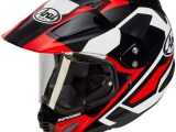 Arai Tour X4 Adventure Motorcycle Helmet Catch Red