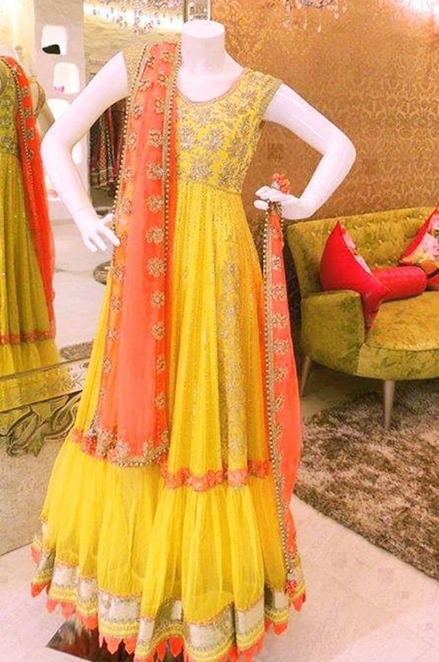 Dholki Outfits 20 Ideas What To Wear On DholkiSangeet Night